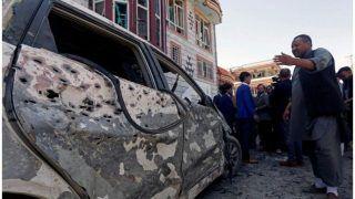 अफगानिस्तान में सुरक्षाबलों से मुठभेड़ में आईएस के 10 आतंकवादी ढेर