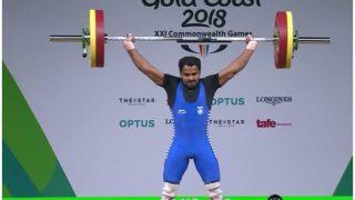 कॉमनवेल्थ गेम्स में भारत को पहला पदक,  वेटलिफ्टिंग में मिला सिल्वर मेडल
