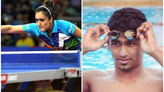 टेबल टेनिस में भारत का विजयी आगाज, तैराकी के सेमीफाइनल में साजन प्रकाश