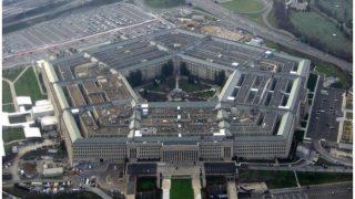 सीरिया सैन्य हवाई अड्डे पर मिसाइल हमला, अमेरिका पर आरोप