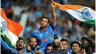 It Was an Emotional Win For Entire Nation: Sachin Tendulkar on 2011 WC Win