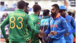2019 वर्ल्ड कप की बजी रणभेरी, इस तारीख को आमने-सामने होंगे हिंदुस्तान-पाकिस्तान