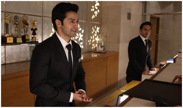 Varun Dhawan's October earns 20.25 crore in its first weekend