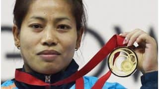 Commonwealth Games 2018: Sanjita Chanu Bags Second Gold Medal In Weightlifting, Twitterati Celebrates Her Victory