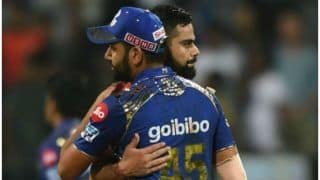 रोहित-विराट ने दे मारा, T20 क्रिकेट में पहली बार दिखा ऐसा नजारा