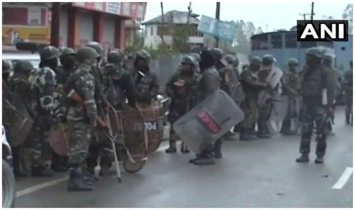 Two Security Personnel Injured in Ongoing Encounter in Pulwama