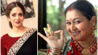 Supriya Pathak Recalls The Time When Late Actress Sridevi Made Her Talk Like Hansa On A Flight