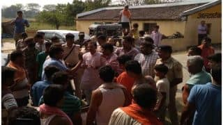 भारत बंद: केंद्रीय मंत्री उपेंद्र कुशवाहा के साथ हाजीपुर में बदसलूकी, पीएम के कार्यक्रम में देर से पहुंचे