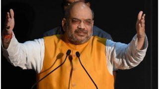 राहुल-सोनिया गांधी के बाद रायबरेली में 21 को अमित शाह का दौरा