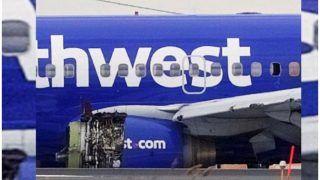 इंजन फेल होने के कारण अमेरिकी यात्री विमान की इमरजेंसी लैंडिंग, एक महिला की मौत