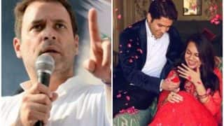 2015 IAS Toppers Tina Dabi Weds Athaar Aamir-ul-Shafi Khan: Rahul Gandhi Extend Wishes to the Couple With a Cryptic Tweet