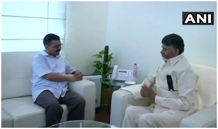 Arvind Kejriwal N Chandrababu Naidu