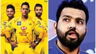IPL 2018: 'शर्मा जी' की टीम का रिकॉर्ड है दुरुस्त,  फिर भी चेन्नई के खिलाफ टेंशन है फुल !
