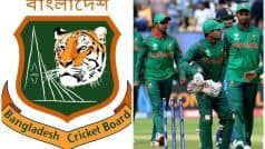 बांग्लादेश क्रिकेट बोर्ड ने सिर्फ 10 खिलाड़ियों से किया नेशनल कॉन्ट्रेक्ट साइन, नहीं दिया इंक्रीमेंट