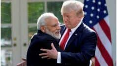 PM Modi to Meet President Trump Twice Next Week, Confirms Indian Envoy Shringla