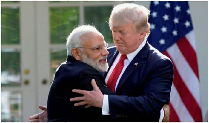 Congress Reacts Harshly to US President Donald Trump's Library Jibe at PM Modi, Says Tenor And Tone 'Completely Unacceptable'