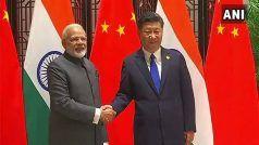 बड़ी कूटनीतिक सफलता, चीन ने कहा- मोदी-शी के बीच नहीं होगी कश्मीर पर कोई बात