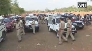 Bharat Bandh: Security Tightened Ahead of Nationwide Shutdown; Internet Services Suspended in Hapur Till Tomorrow