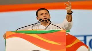 Jan Aakrosh Rally: Rahul Gandhi Says Congress Will Win Lok Sabha Elections 2019, People Across Country Unhappy With Narendra Modi Government