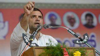बीजेपी ने राहुल गांधी पर लगाया 'वंदे मातरम' के अपमान का आरोप, कांग्रेस बोली वीडियो फर्जी