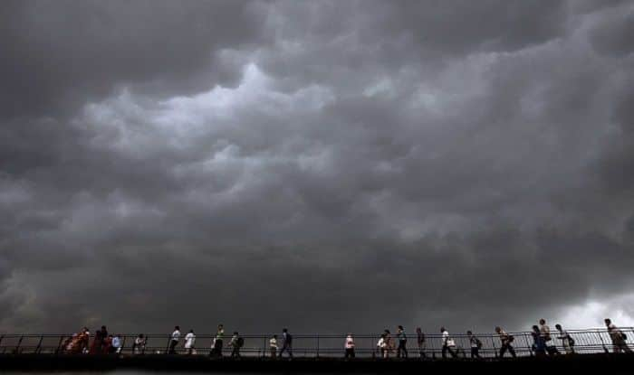 Met department issues severe weather warnings in Delhi, other regions