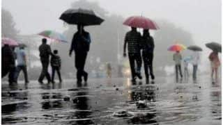 Parts of Delhi And UP Likely to Receive Heavy Rains Along With Thunderstorm in Next 48 Hours: IMD
