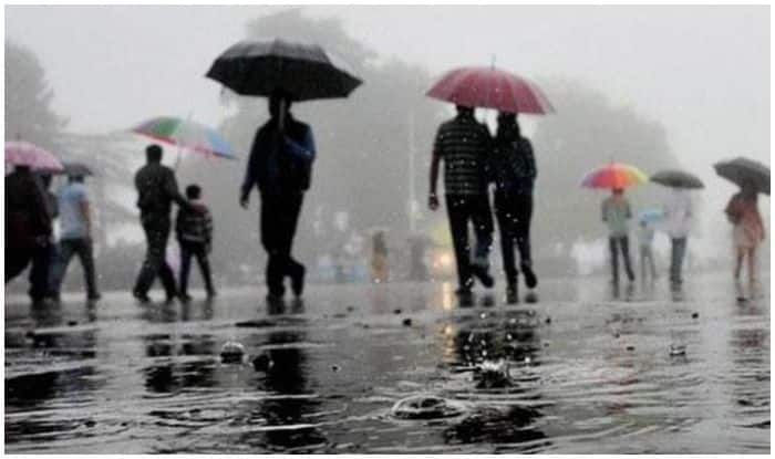 Thunderstorm Warning Over North India