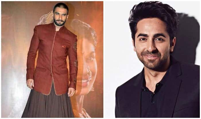 Ayushmann Khurrana: Ranveer Singh Is The Most Energetic Performer And It Reflects In His Style