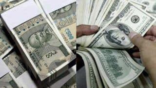 Indian Rupee Crosses 73 For First Time; Opens at All-Time Low of 73.24 Against US Dollar