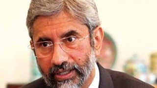 Tata Sons Appoints Ex-foreign Secretary S Jaishankar as Global Corporate Affairs Chief