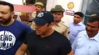 Black Buck Poaching Case: Salman Khan Files Plea Seeking Court Permission to Travel to Four Countries