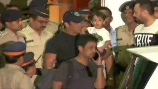 Salman Khan Released on Bail From Jodhpur Central Jail in Blackbuck Poaching Case, Arrives in Mumbai
