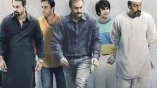 Sanju First Look Poster Out: 6 Different Avatars Of Ranbir Kapoor As Sanjay Dutt Will Leave You Stunned - View Pic