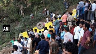 Himachal Pradesh Govt Offers Condolence to Kangra Bus Accident Victims; No Cultural Programme For 10 Days