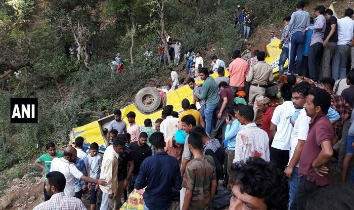 27 children die in Indian school bus accident