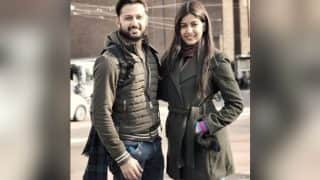 Ajay Devgn's On-screen Daughter Ishita Dutta Romances Husband Vatsal Seth In Paris