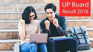UP Board Result 2018 Declared at upresults.nic.in! Check UPMSP Class 10, 12 Topper list Name wise here