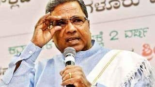 Karnataka Assembly Floor Test: Siddaramaiah Elected as Karnataka Congress Legislature Party Leader