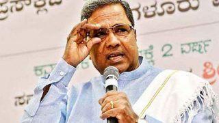 Karnataka Assembly Elections 2018: Siddaramaiah Ends Suspense, to Contest From Badami Along With Chamundeshwari