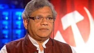 Sitaram Yechury Elected as CPI-M's General Secretary, to Serve Second Term in a Row