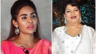 Sri Reddy Slams Saroj Khan On Casting Couch Remark, Says I Lost Respect For You