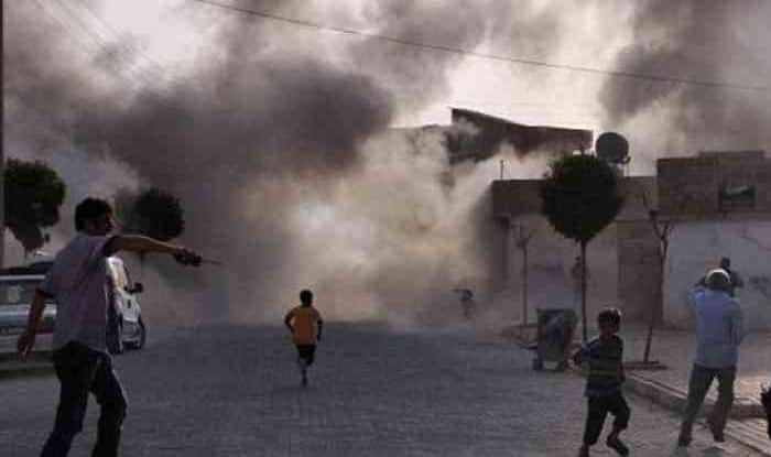 US Launches Airstrikes on Syria Over President Assad's Use of Chemical Weapons