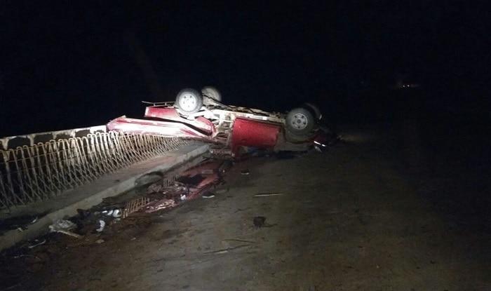 Simdega: Pickup Vehicle Crashes Into Bridge, Eight Wedding Guests Killed
