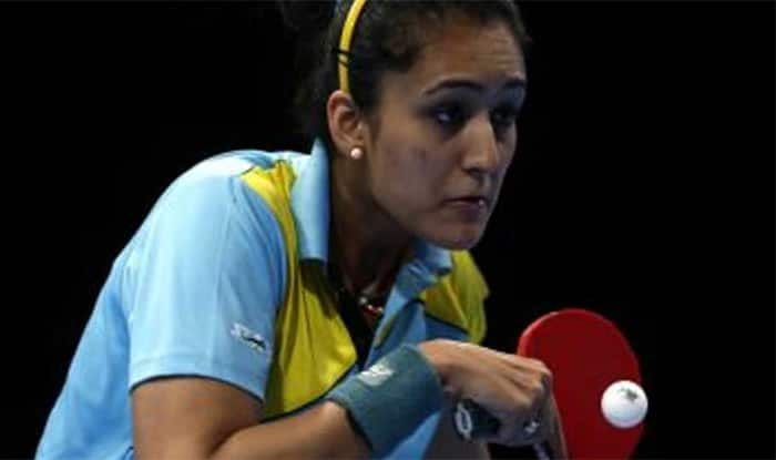 table tennis indian player