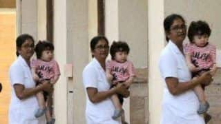 Taimur Ali Khan Pays Aunt Amrita Arora A Visit And We Wonder Where Is Kareena Kapoor Khan