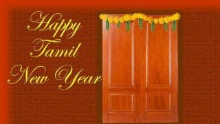 Happy Tamil New Year 2018: Puthandu Latest Tweets, Quotes, Messages, Greetings, Facebook, WhatsApp Status