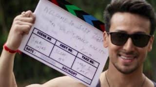 Tiger Shroff Starts Shooting For Student Of The Year 2 In Dehradun, After Baaghi 2's Stupendous Success - View Pic