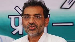 RLSP Chief Upendra Kushwaha Likely to Announce Parting Ways With NDA at Public Meeting on Thursday