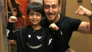 Tiger Shroff Has A Competitor Now! Shilpa Shetty Shares a Cute Video of his Son Viaan Dancing to Baaghi 2's Song