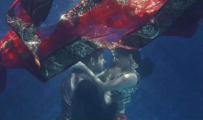 Underwater Wedding Photos Is A New Trend To Follow In India